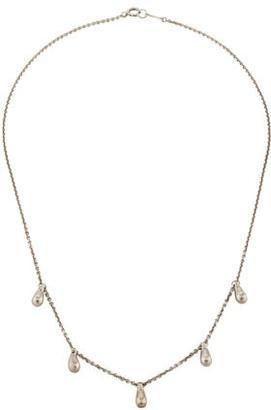 Tiffany & Co. Triple Teardrop Necklace $145 thestylecure.com