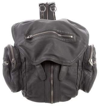 Alexander Wang Marti Convertible Leather Backpack