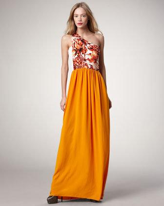 Sachin  Babi Leighton Gown