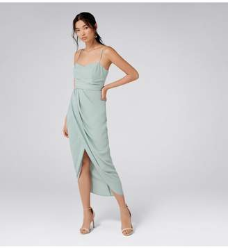 Ever New Whitney Sweetheart Drape maxi
