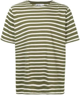 Margaret Howell striped short-sleeve T-shirt
