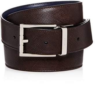 Bally Astor Embossed Leather Belt