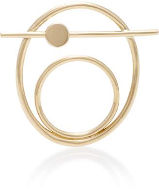 Suno Pili Restrepo I 10K Gold Ring