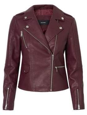 Vero Moda July Moto Jacket