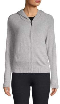 Qi Hooded Cashmere Sweater