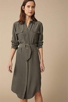 Witchery Utility Midi Dress
