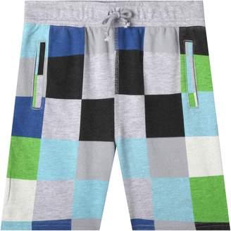 art & eden Lucas Print Knit Shorts