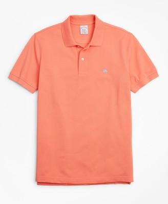 Brooks Brothers Extra-Slim Fit Supima Cotton Performance Polo Shirt