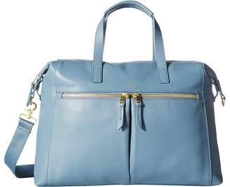 Audley KNOMO London Mayfair Luxe Leather Handbag Handbags
