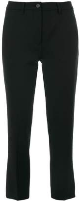 Miu Miu tailored cropped trousers