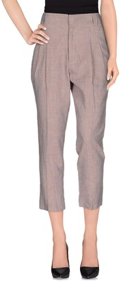Gold Case Casual pants - Item 36740244DB