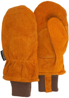 Quietwear Men's QuietWear Split Leather Mittens