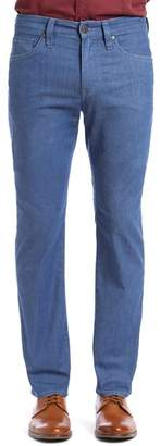 34 Heritage Courage Straight Fit Jeans