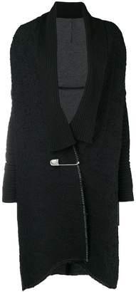 Masnada safety pin coat