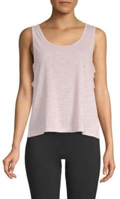 Gaiam Harley Cropped Tank Top