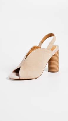 Jaggar Got Your Back Block Heel Sandals