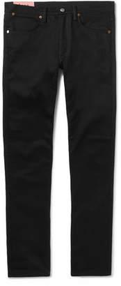 Acne Studios Max Stretch-Denim Jeans