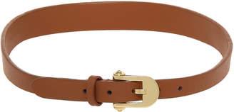 WCHSS17NL124 Leather Choker