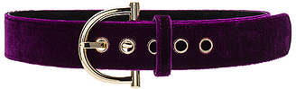 B-Low the Belt Blake Velvet Belt