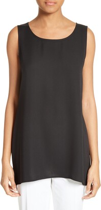 Lafayette 148 New York Ruthie Silk Blouse