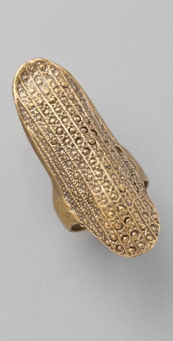 Alkemie Jewelry Egyptian Knuckle Ring