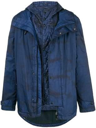 Ermenegildo Zegna dyed 3 in 1 jacket