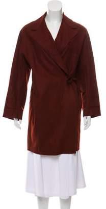 Acne Studios Wool-Blend Ember Coat