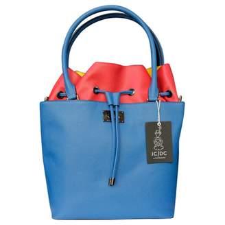 JC de CASTELBAJAC Multicolour Synthetic Handbag