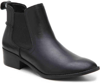 a88a9a52905 Steve Madden Leather Rubber Women s Boots - ShopStyle