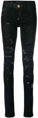 Philipp Plein Basic Instinct skinny jeans