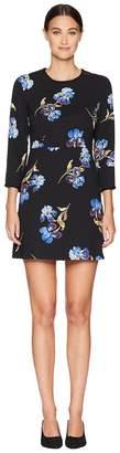 Sportmax Pentola Floral Long Sleeve Dress Women's Dress