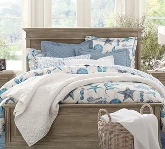Pottery Barn Washed Cotton Quilt