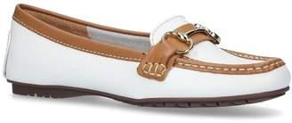 Carvela Cooper Leather Loafers
