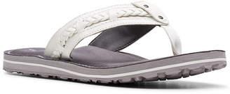 4c5832863ebb Clarks Womens Fenner Nerice Flip-Flops