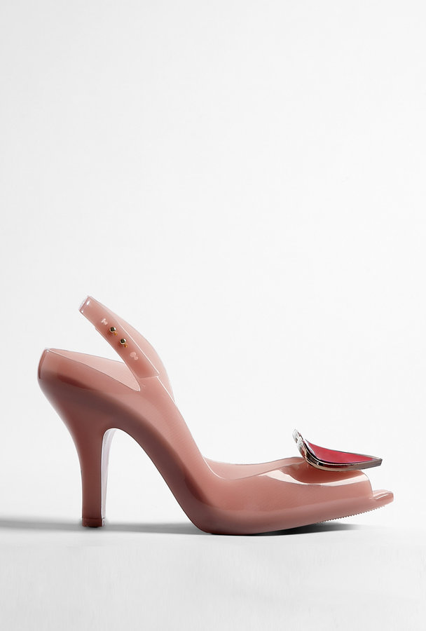 Vivienne Westwood Lychee Melissa Lady Dragon Jelly Shoe
