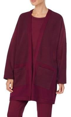 Donna Karan Cozy Kimono Cardigan