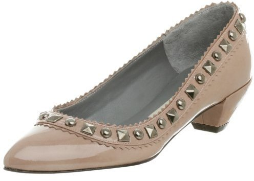 Pura Lopez Women's L642 Low Heel Pump