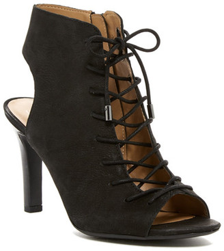 Franco Sarto Quella Lace-Up Sandal $119 thestylecure.com