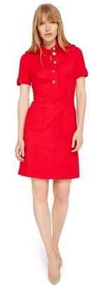 Damsel in a Dress Red Clio Tunic Dress
