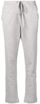 Twin-Set cropped sweatpants