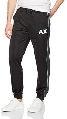 Armani Exchange A|X Men's Tapered Logo Jogger