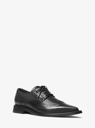 Michael Kors Mullens Calf Leather Oxford