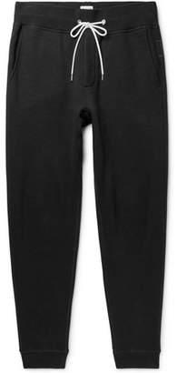 Rag & Bone Slim-Fit Tapered Cotton-Jersey Sweatpants