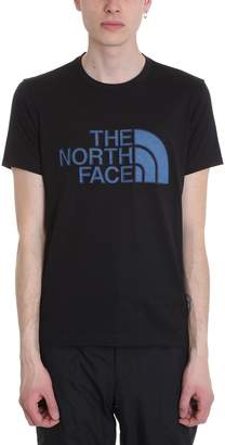 The North Face Black Cotton T-shirt