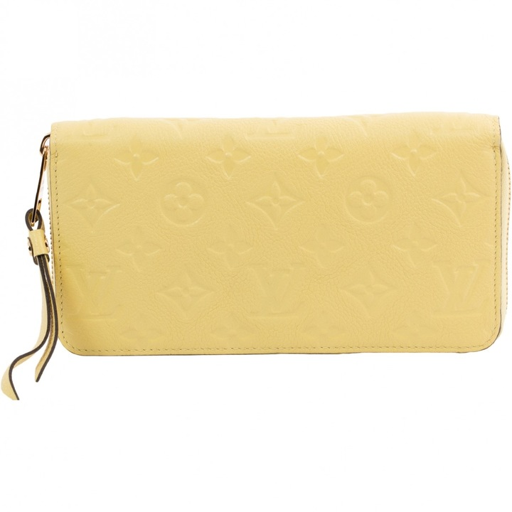 Louis VuittonZippy leather wallet