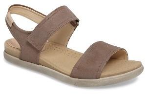 Women's Ecco 'Damara' Strap Sandal $119.95 thestylecure.com