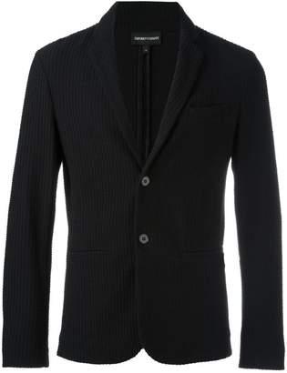 Emporio Armani button up blazer