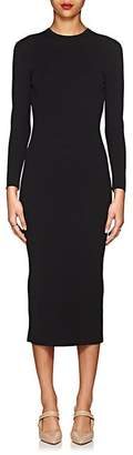 The Row Women's Maidina Compact Knit Fitted Dress