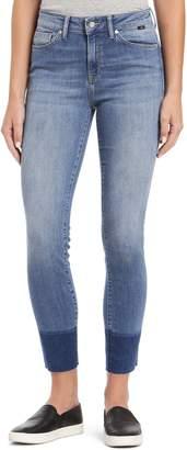 Mavi Jeans Alissa Release Hem Vintage Ankle Jeans