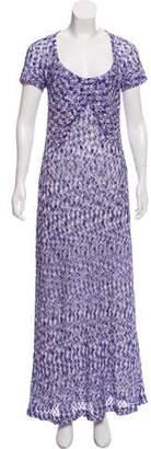 Missoni Open Knit Maxi Dress